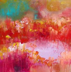dreams of monet 24x24 canvas wendy mcwilliams
