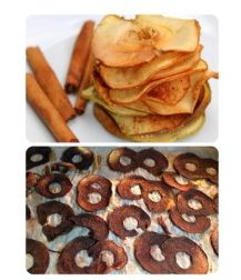 pinterest fail apple chips