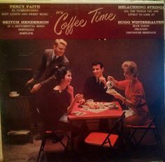 Coffee Time, 1962 RCA Victor vinyl LP by BuffaloPopUp on Etsy