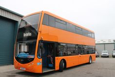 BorderBus began trialling Optare's new MetroDecker at its Beccles base on Moor Business Park during yesterday The Suffolk operator hopes. First Bus, Great Yarmouth, Busse, Norfolk, Trials, Volvo, Park, News, Business