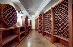 Stunning wine cellar. Oakville, Ontario Duncan, Oakville Ontario, Interior And Exterior, Interior Design, Wine Cellar, Basement, Real Estate, Luxury, Home