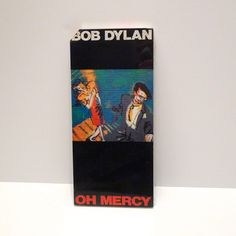 Bob Dylan Oh Mercy Long Box CD Sealed 10 Tracks Songs Daniel Lanois Compact Disc 1980s  1989  FREE SHIPPING