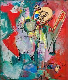 Hans Hofmann, 'Figur,' 1945, Moeller Fine Art