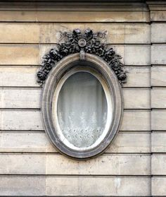 French round window