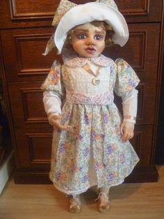 Мои самодельные куколки / Изготовление авторских кукол своими руками, ООАК / Бэйбики. Куклы фото. Одежда для кукол