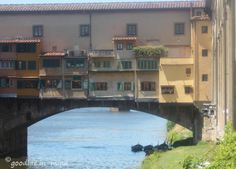 Florenz und seine älteste Brücke  - goodlife.in-mind.de