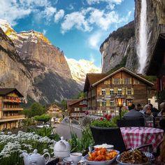 Lauterbrunnen - Switzerland ✨❤️❤️❤️✨ #pgstar #pgdaily Picture by@sennarelax  via ✨ @padgram ✨(http://dl.padgram.com)