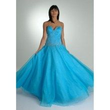 Blue Wedding Dresses Strapless Royal Blue Wedding Dress Blue Wedding ...  tsort.us