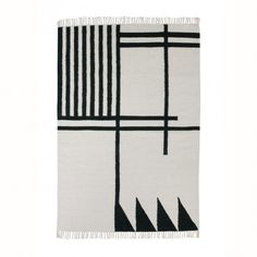 Grand tapis de salon Ferm Living
