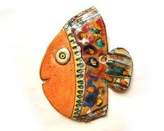 Ceramic Art Art Objects And Sculptures by 99heads on Etsy