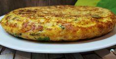 Tortilla de arroz blanco | Cocina