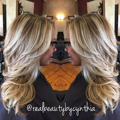 blonde base with highlights and lowlights - Google Search