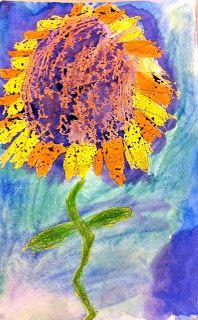 Art: Expression of Imagination: kindergarten art lesson