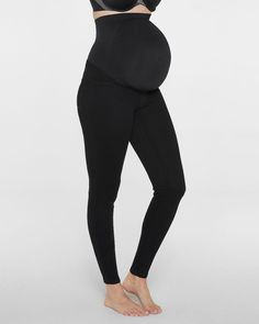 183e53ceacb Maternity Spanx – How to Get Slim Thighs and Silhouettes During Pregnancy