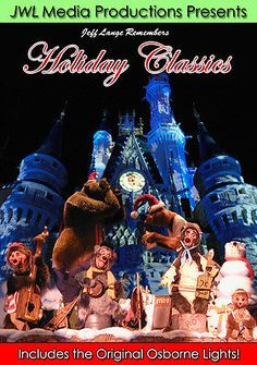 Walt #disney #world holiday dvd, #country bear christmas, vintage osborne lights,  View more on the LINK: 	http://www.zeppy.io/product/gb/2/270195017865/