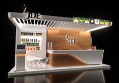 Exhibition display, exhibition stands, exhibit design, show booth, kiosk de Office Table Design, Reception Desk Design, Trade Show Booth Design, Display Design, Web Banner Design, Kiosk Design, Retail Design, Layout, Exhibition Stall Design