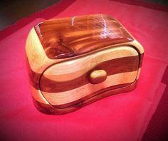 Bandsaw Box                                                                                                                                                                                 More