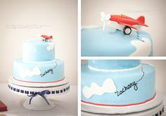 "When Catherine contacted me about photographing her son's airplane themed first birthday party, I was ecstatic! You all know how much I love the ""airplane"" theme for little boys! I mean, you've all seen my son's first birthday photos right? Anyways, Catherine's party planning skills and hours…"