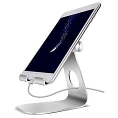Tablet Stand, Premium Hard Natural Wood Stand Holder for iPad Mini, iPad Air / iPad Air 2, iPad Pro, Tab 2/3/4/note 10.1, Google Nexus 7/9/10, E-readers and Most Other Tablets (MM580) (Birch Color)