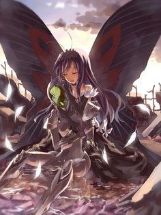 Kuroyukihime and Silver Crow, Burst Linker - Accel World Cool Girl, Cute Girls, Manga Anime, Anime Art, Accel World, World Tv, Awesome Anime, Sword Art Online, Crow