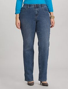 WESTPORT straight leg jeans at dress barn 32.50