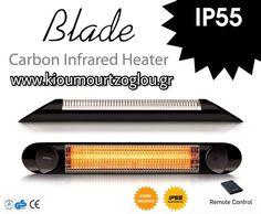 Infrared Heater, Tech Companies, Blade, Company Logo, Llamas