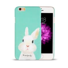 Bunny We Are Family Phone Case