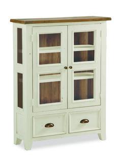 Portland Oak, small display unit
