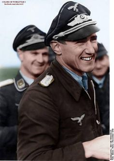 Günther Rall (10 March 1918 – 4 October 2009) was a German lieutenant-general, the third most successful fighter ace in history and later head of the West German Luftwaffe during the Cold War. He achieved a total of 275 victories during World War II: 272 on the Eastern Front, of which 241 were against Soviet fighters. He flew a total of 621 combat missions, was shot down eight times[2] and was wounded three times. He fought 1940 in the Battle of France, the Battle of Britain, 1941 in the…