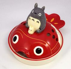 Totoro & Goldfish Mosquito Coil