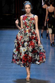 Dolce & Gabbana Lente/Zomer 2016 (89)
