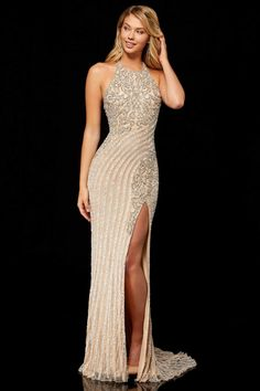 Vestido Sherri Hill, Sherri Hill Prom Dresses, Looks Party, Best Party Dresses, Figure Flattering Dresses, Leopard Dress, Wedding Dress Sleeves, Ladies Dress Design, Buy Dress