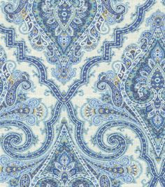 Home Decor Print Fabric-Waverly Anatalya/Aegean, , hi-res like-- but not available