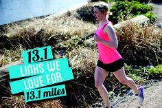 13.1 links we love for 13.1 miles #Lululemon