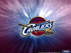 Cleveland Cavaliers Logo Wallpaper | Posterizes | NBA Wallpapers | Basketball Designs & Artwork
