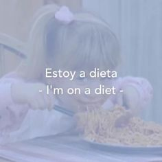 #learnspanish #diet #spanishwords #learnspanish #hablaingles #speakspanish #onadiet #thinisin