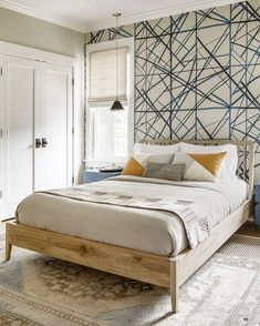 It should be pretty clear by now that we have a soft spot for beautiful bedroom windows. Get the look at theshadestore.com. #LoveYourWindows. Photography by Round 1 Productions. Design by Rethink Design Studio.