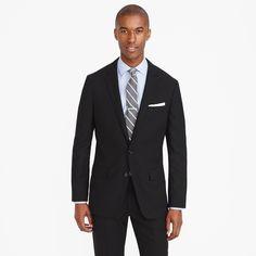 J.Crew - Ludlow Traveler suit jacket in Italian wool