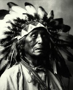 "We were in bad shape before white men arrived. I don't know how to explain how we were able to manage without these fundamental things that (so they tell us) are so necessary for civilized society"" - John (Fire) Lame Deer, Sioux Lakota,"