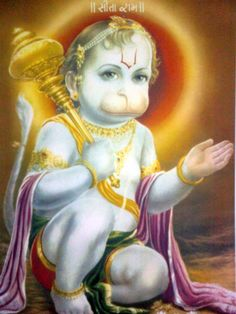 Has Lord Hanuman always intrigued you? Well, these 20 interesting facts about the deity you didn't know. Hanuman Hd Wallpaper, Lord Hanuman Wallpapers, Hanuman Photos, Hanuman Images, King Ravana, Hanuman Chalisa, Lord Murugan, God Pictures, Hindu Art