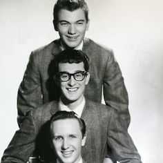 Rock and Roll Legend Buddy Holly with The Crickets