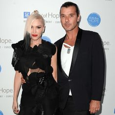Gwen Stefani and Gavin Rossdale It sure felt like the end of an era when it was announced that Gwen and Gavin, our favorite rocker couple, were divorcing after 13 years of marriage. The pair's plans to split made news in August, and Gwen reportedly cited irreconcilable differences in her petition and asked for joint custody of their three sons, Kingston, Zuma, and Apollo. Biggest Celebrity Breakups of 2015 | POPSUGAR Celebrity