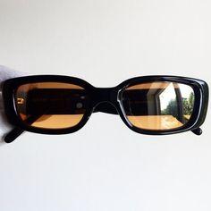 ab8024c26e50 GUCCI vintage SUNGLASSES rare off black oval palladium made in Italy  GG2409/N/S square custom frame supreme wrap moda new orange lenses NOS