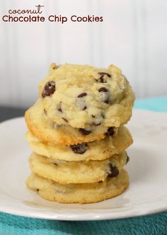Cookies on Pinterest | Chocolate Zucchini Cookies, Cookies and ...