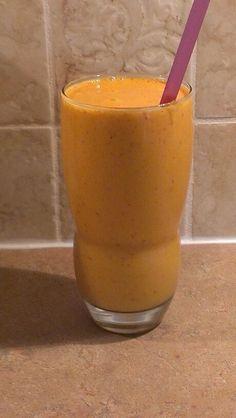 Recept Waanzinnige Wortel Plus Smoothie. Waanzinnig lekkere en gezonde smoothie. Naast wortels een hoop andere gezonde ingrediënten! Zoals: dadels, fruit en noten.