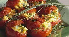 Tomates farciesVoir la recette des Tomates farcies >>