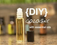 Men like to smell nice, too! Try these fun DIY cologne recipes made with essential oils that have been approved by both men and women. Click here to learn how to get started: http://doterrablog.com/diy-essential-cologne and get pure doTERRA oils from www.mydoterra.com/HealingInTheHome, They are the purest essential oil I have ever found and so effective!