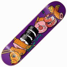 almost-daewon-song-sushi-wordmark-skateboard-deck-8-3-p13873-30993_zoom.jpg (900×900)