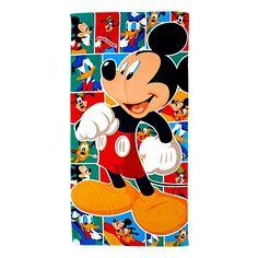 Serviette de plage Mickey - Disney Store