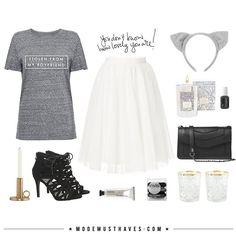 Wij verruilen onze chill outfit maar wat graag voor dit setje vandaag: happy Sunday girls